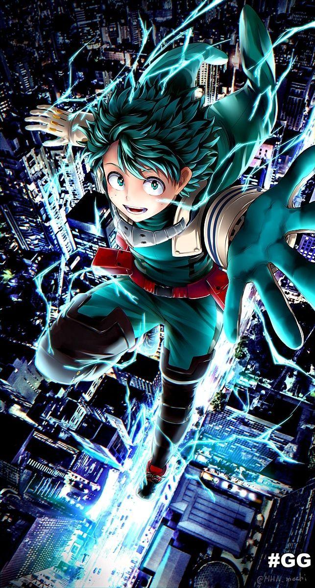 Pin By Nathalia Mc On Personal Website My Hero Academia Episodes Hero Wallpaper Hero