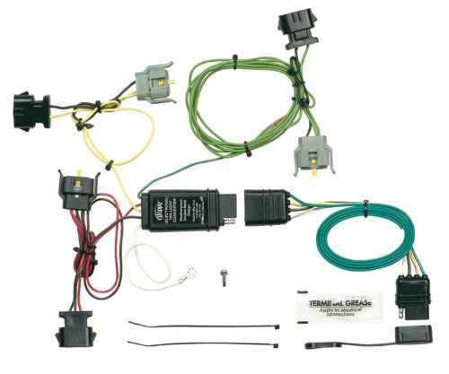 Hopkins 40605 Plug-In Simple Wiring Kit for Ford Windstar 1995-1998 *** Click image to review more details.