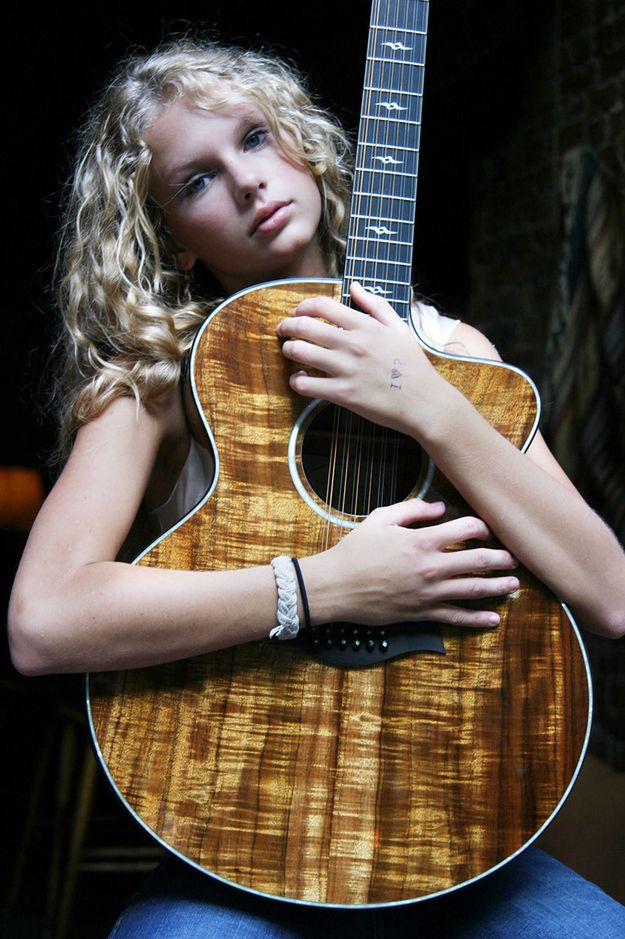 """Let's help Lisa win a guitar for Christmas by liking """"♥"""" her photo. If she gets the most likes by Nov. 30th then she wins. Go to the """"Like"""" tab and ♥ her photo. http://www.pinterest.com/help_lisa_win/likes/"""