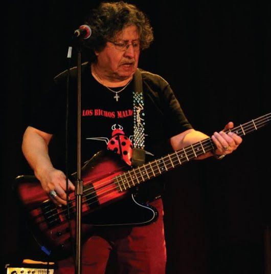 """Carlos """"Griego"""" Capoz (50 años con la música, y el Rock Patagónico."""