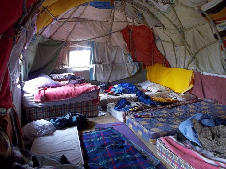 Survival Tent Gypsy Bender Tarp Tent Long Term Survival