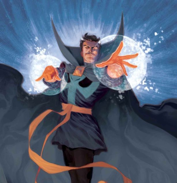 How did Stephen Strange become Earth's Sorcerer Supreme? Find out in a high-flying, globe-trotting, window-crashing, ghost-battling adventure from the earliest days of Strange's magical training! Part Indiana Jones, part Lord of the Rings, this uncanny origin story reveals how a selfish, arrogant surgeon collided with a hot-headed martial artist to become the greatest team the mystic arts have ever seen!