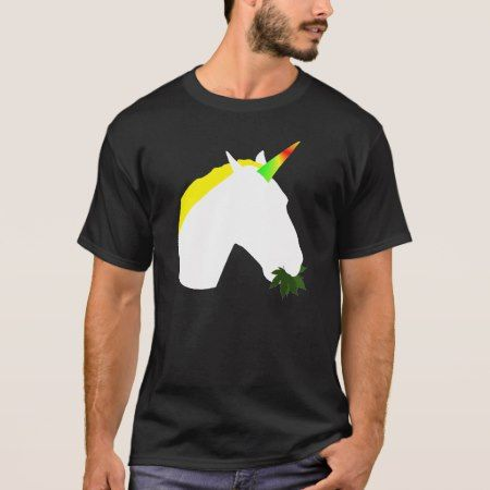 Weed eating unicorn T-Shirt - click to get yours right now!