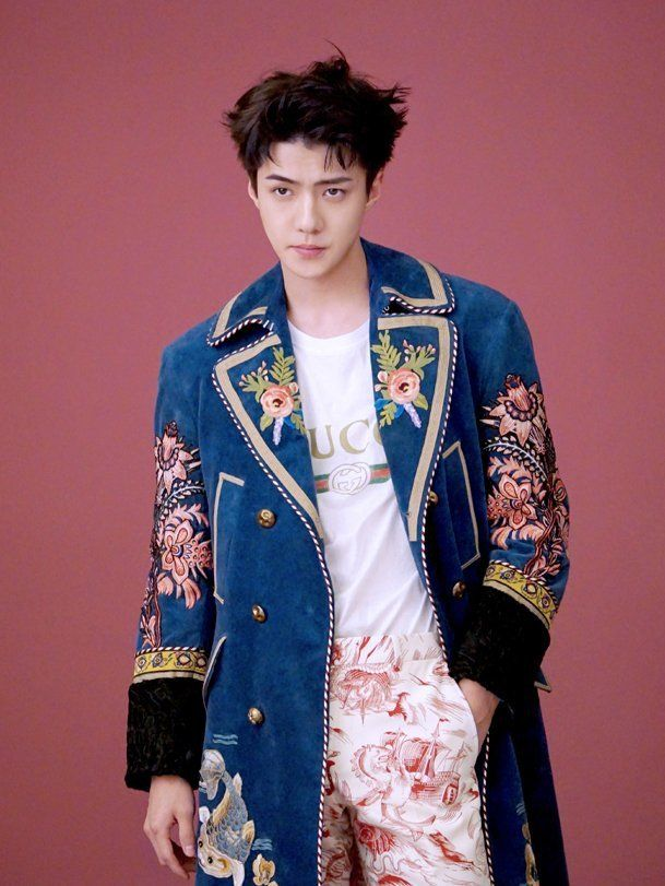 EXO SEHUN A Real-life prince