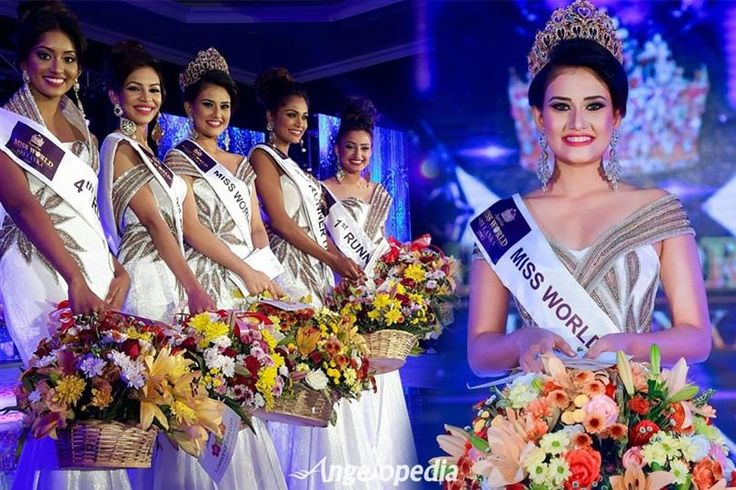 Dusheni Silva crowned Miss World Sri Lanka 2017