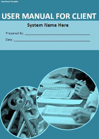 Les 25 meilleures idées de la catégorie Portadas de trabajos - sample user manual template