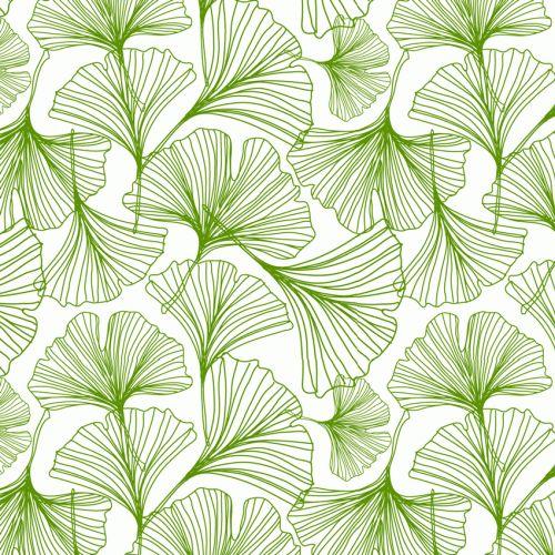 Jessica Swift Gingko Green Leaf | Jessica Swift