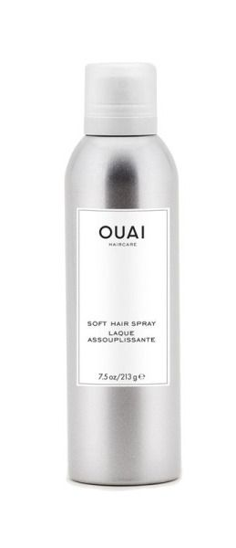 """""""I love the scent and hold of Ouai's hair spray. The mousse is amazing too!"""" —Rachel Zoe, Editor-in-Chief"""