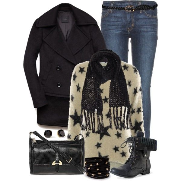 Christmas Gift Outfit, created by angela-windsor on Polyvore
