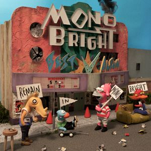 MONOBRIGHT – Remain in MONOBRIGHT (Review)