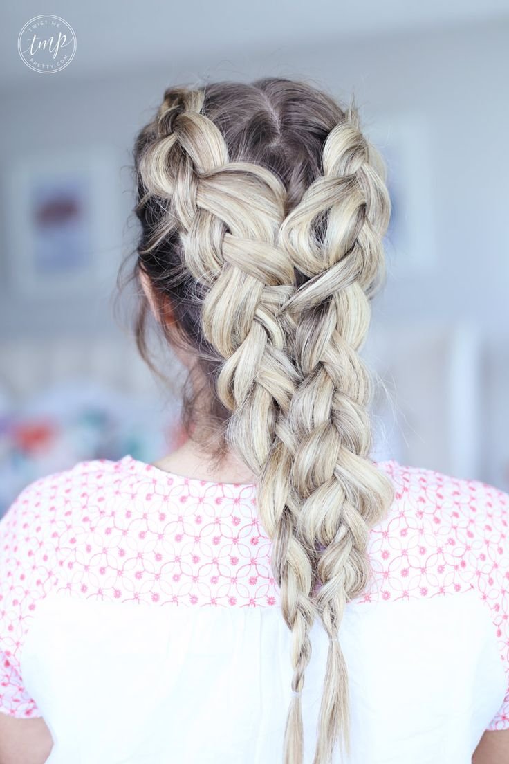 French braiding tips - 9 Ways To Rock The Boxer Braid