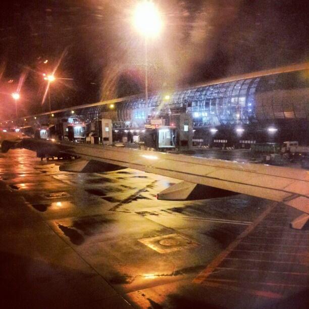 #Bruxelles #airport #bynight #Belgium