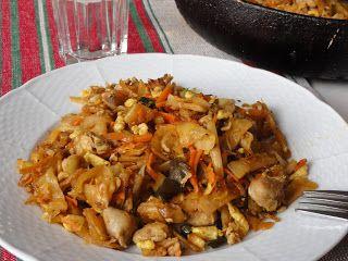 Rathai's Recipes: Kothu Roti