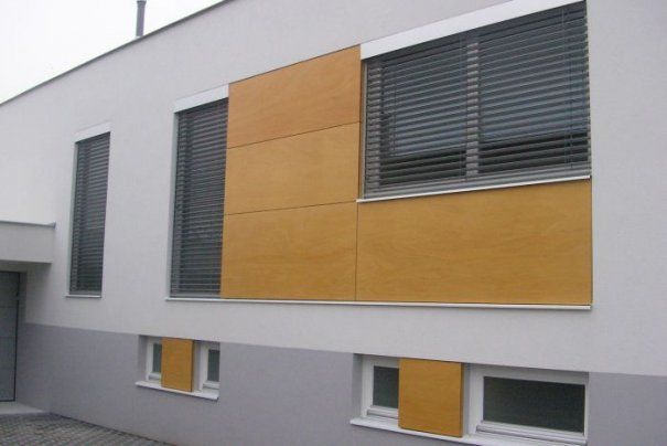 Types Of Exterior Wall Cladding : Best fundermax images on pinterest delhi ncr