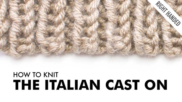 Knitting Instructions Casting On : Best purl tutorials images on pinterest knitting