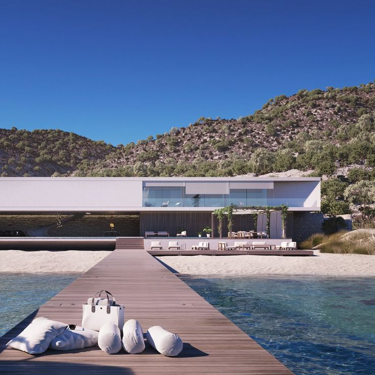 Swedish architect magnus ström has launched superhouse a bespoke house design brand aimed at