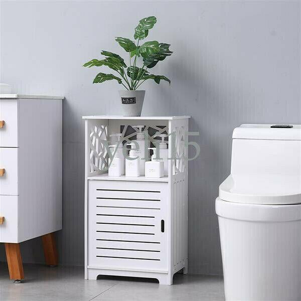 Pvc Floor Cabinet Bathroom Waterproof White Storage Table In 2020 Bedroom Storage Cabinets White Storage Small Bedroom Furniture