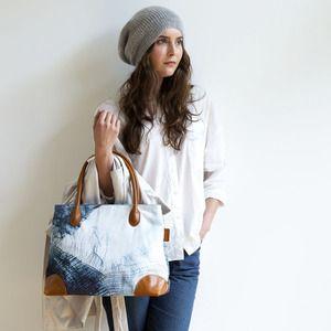 Woven Bag - www.squeakdesign.com