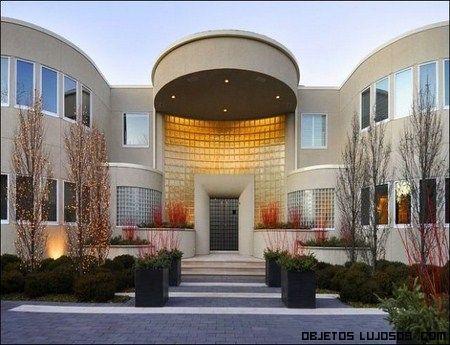 M s de 25 ideas incre bles sobre mansiones lujosas en - La casa de michael jordan ...
