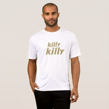 Killy killy (Yardley vybz Collection) T-Shirt - mens sportswear fitness apparel sports men healthy life