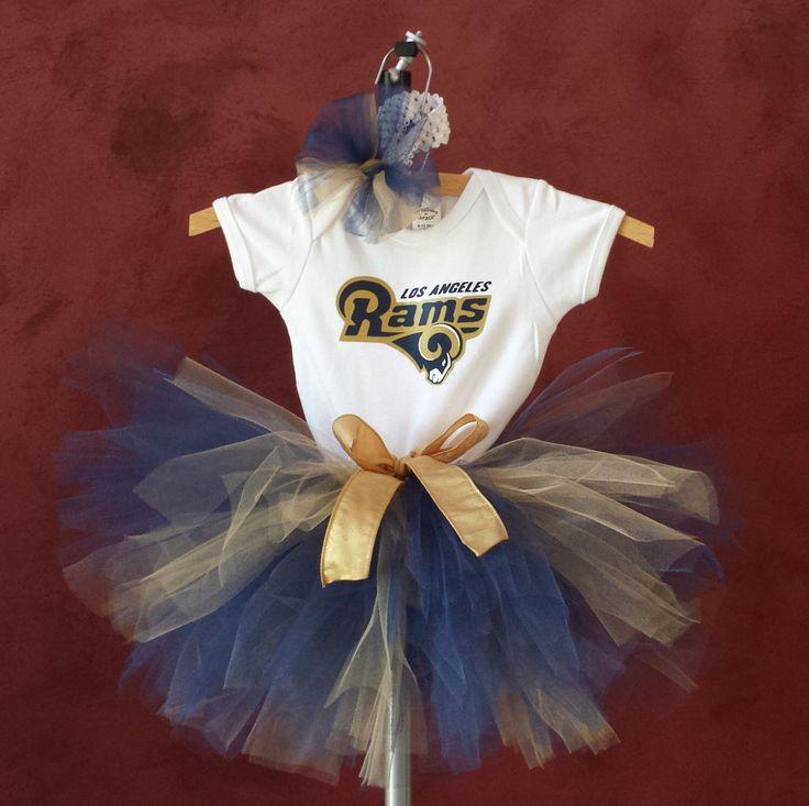 LA Rams sports inspired tutu set, baby tutu, toddler tutu, newborn tutu, birthday tutu set, photo prop black and gold tutu Cheerleading by TtoTutu on Etsy https://www.etsy.com/listing/276713834/la-rams-sports-inspired-tutu-set-baby