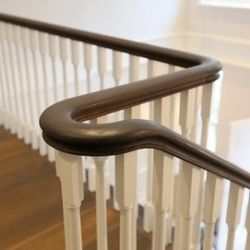 Best Continuous Handrail Staircase Design Stairs Design 400 x 300