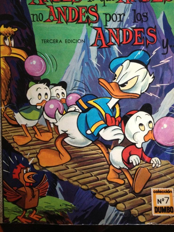 Dumbo (Segunda Época) fue el título de una colección de álbumes a color, con…