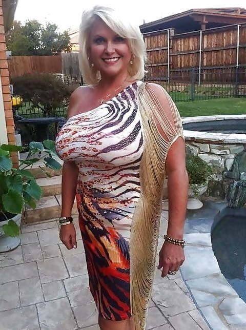 Bbw Blonde Granny