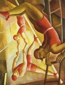 Gábor Jenő - Artisták, 1933