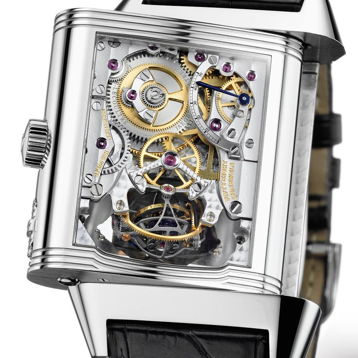 Jaeger LeCoultre , Love at first sight.