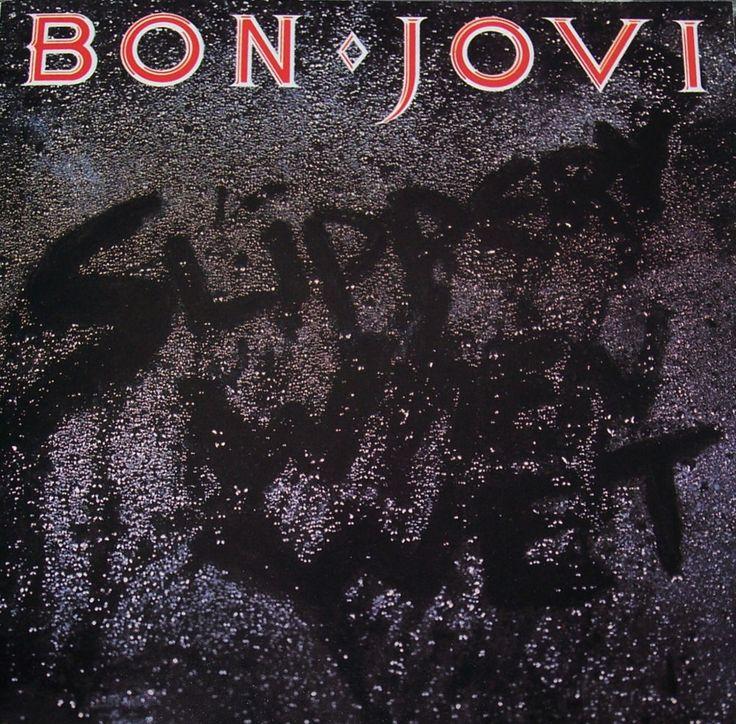 slippery when wet by bon jovi cd sep1990 mercury