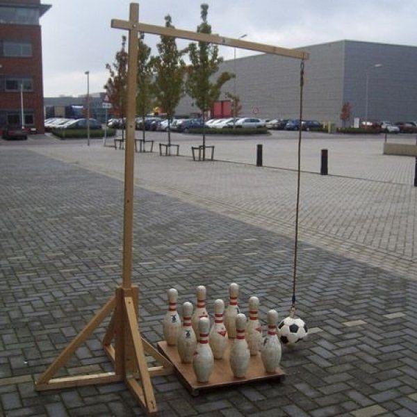 Oud Hollands kegelspel   spelen huren   Faes entertainment