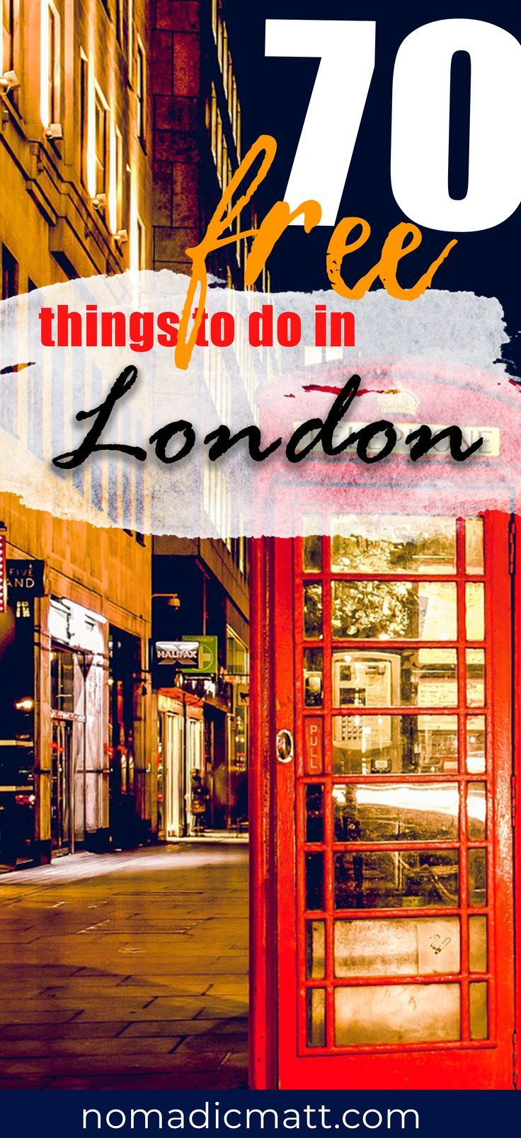 London Is One Of The Most Expensive Cities In The World To Visit Sleep Eat Drink Or Just Plain Live In Things To Do In London Free Things To Do Free