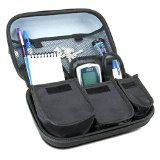 USA Gear Diabetes Travel Case and Organizer for Blood Glucose Monitoring Systems , Syringes , Pens , Insulin Vials , etc - Compatible With ACCU-CHEK Nano , Compact Plus , Aviva , Advantage , Active - http://diabetesinfosource.org/usa-gear-diabetes-travel-case-and-organizer-for-blood-glucose-monitoring-systems-syringes-pens-insulin-vials-etc-compatible-with-accu-chek-nano-compact-plus-aviva-advantage-active