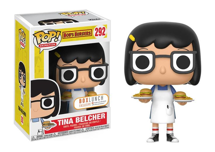 This looks great! What do you guys think? http://www.collekt.co.uk/products/bobs-burgers-tina-belcher-burgers-292?utm_campaign=social_autopilot&utm_source=pin&utm_medium=pin #Funko #funkopop #Funkouk