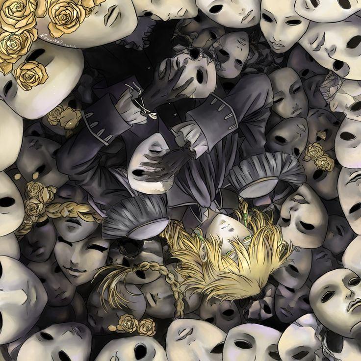 Jack Vessalius in the Vally of Dolls - Pandora Hearts