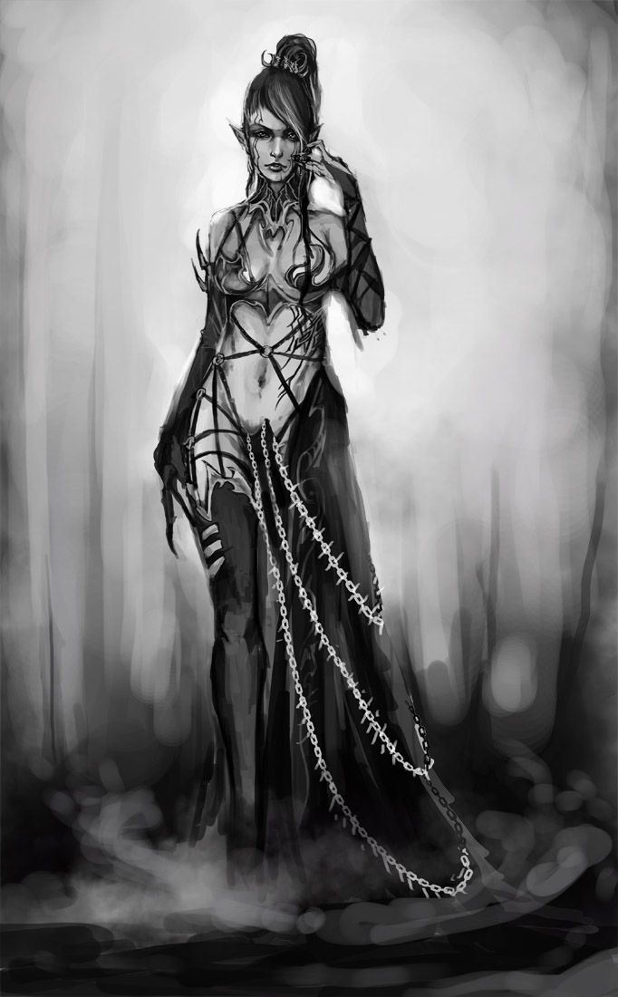 Dark Eldar by muju