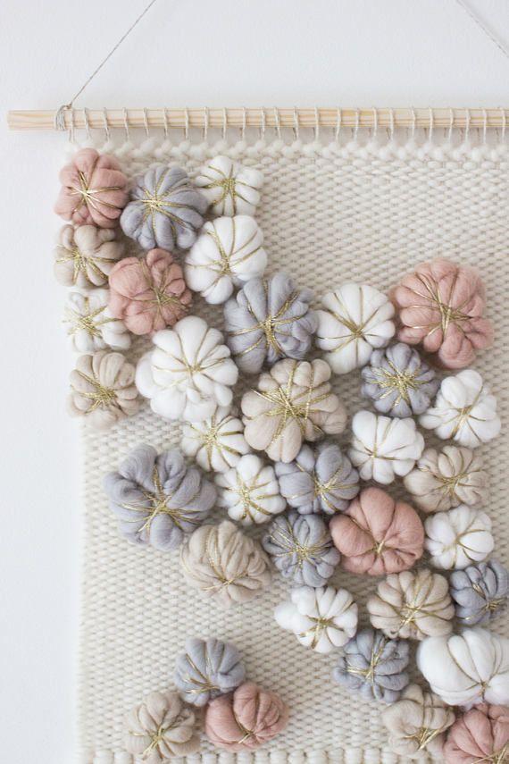 Tejido de tapicería del colgante de pared Colgante tejido
