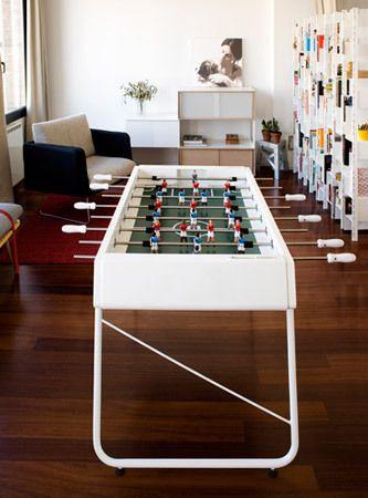 RS Barcelona handmade kicker table