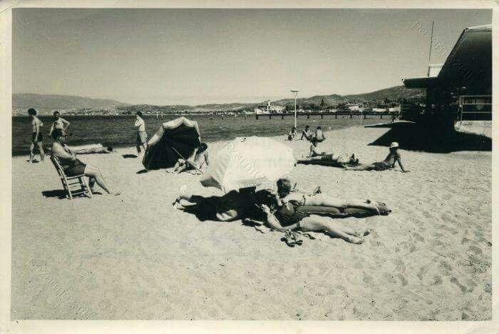 İzmir İnciraltı Plajı
