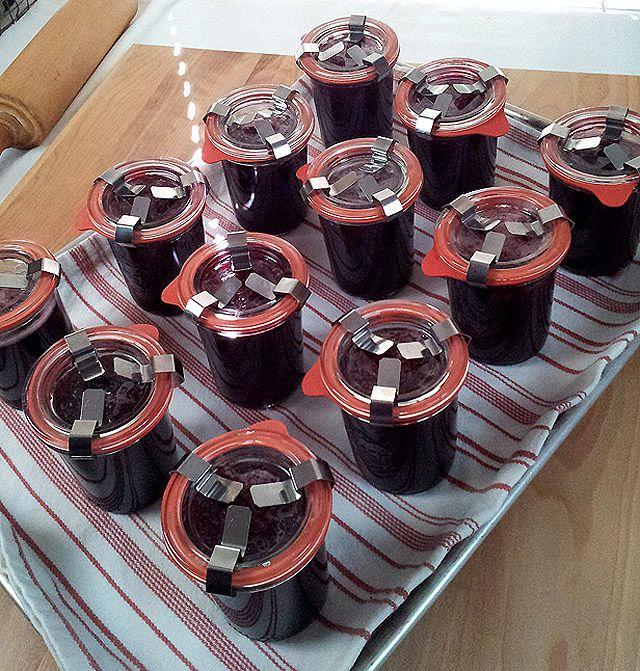 how to make cherry wine jelly