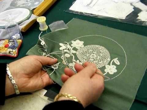 Irish Crochet Lace #2