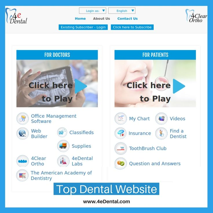 4eDental is an Top Dental Website on that basis providing a full range of dental and cosmetic treatments, dental implants in a relaxed ambiance.Our desire to give most comfortable dental experience possible has motivated us to import and implement the latest dental technology into our dental care centers; from the reception to treatment rooms and a dental chair.