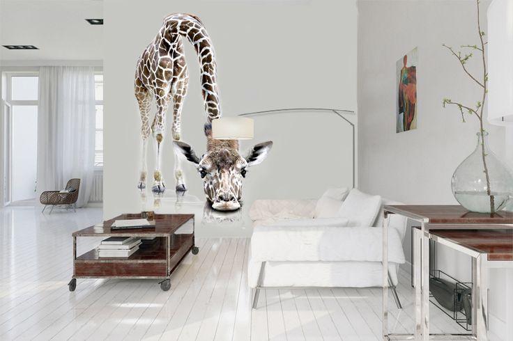 A może chcielibyście taką przesympatyczną żyrafę w domku
