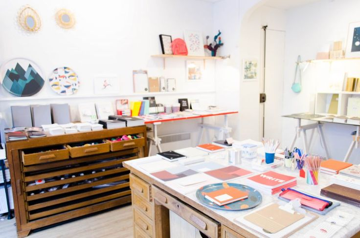 atelier nota paris, atelier nota papeterie, carnets atelier Nota, Rameyttes