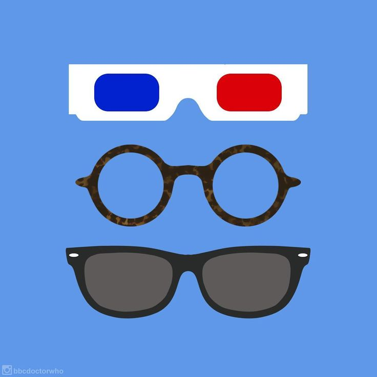 (Because Nine, did not have glasses :-D) Ten, Eleven, Twelve