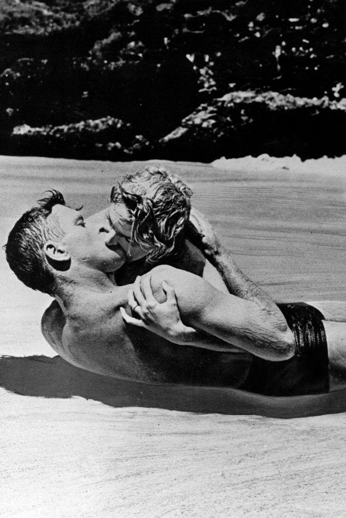 Los mejores besos de la historia: From Here To Eternity - 1953