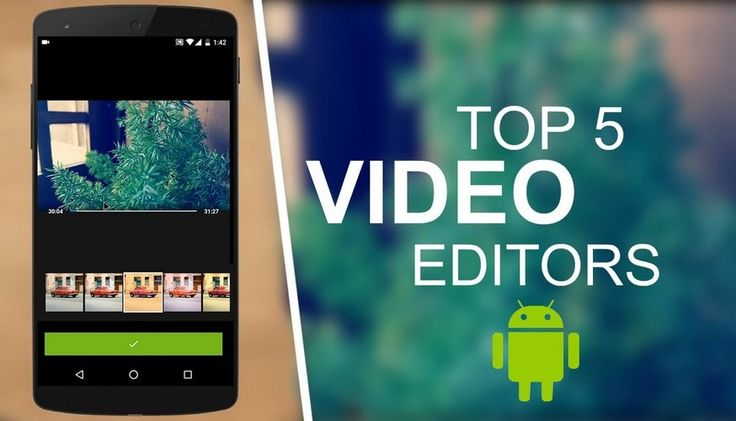 Enjoy the best video editor for Android for free. Discover what Android video editors are worth trying and which ones are not.
