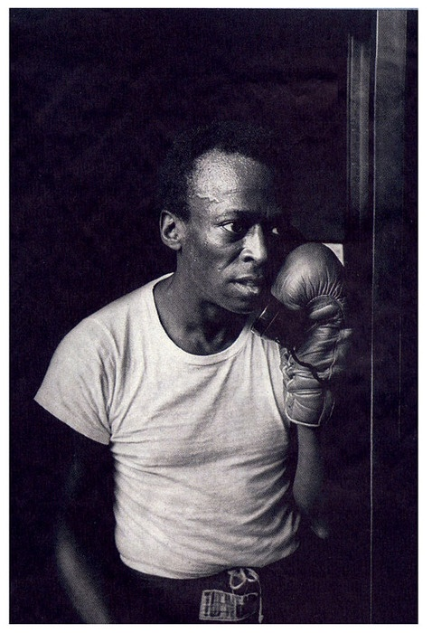 Miles [photog Jim Marshall]
