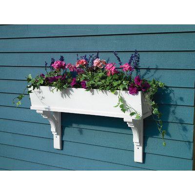 Good Directions Lazy Hill Farm Sunrise Window Planter Box | Wayfair